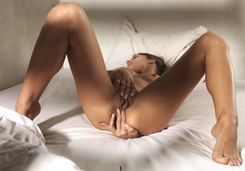 Сильный оргазм у тёлки 9 фотография