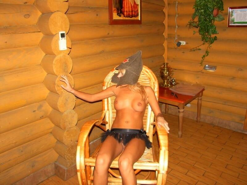 Фото жена в сауне домашнее 21 фотография