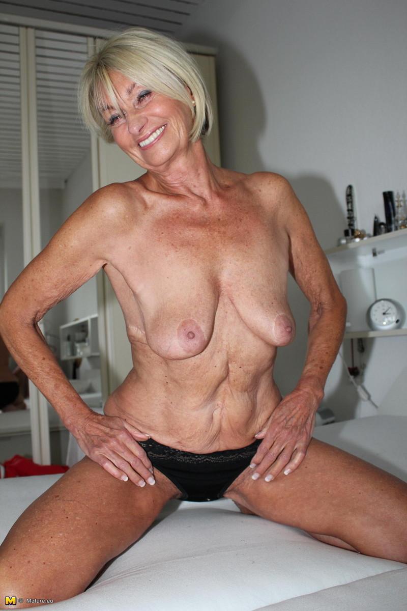 секс пожилых немок