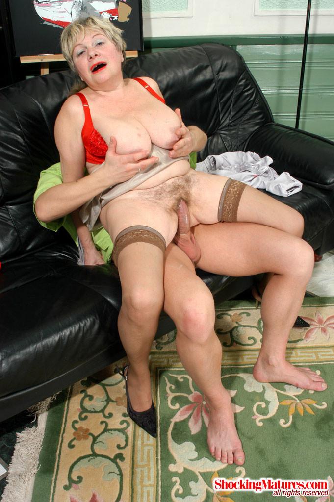 шоу порно с пожилыми