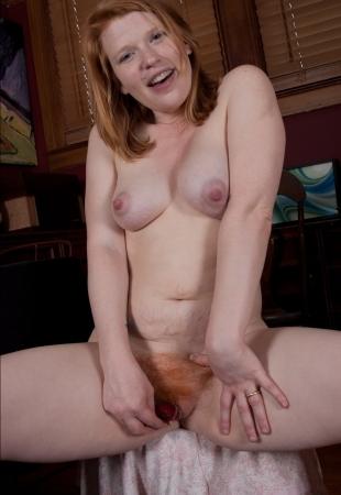 Рыжей волосней порно 9 фотография