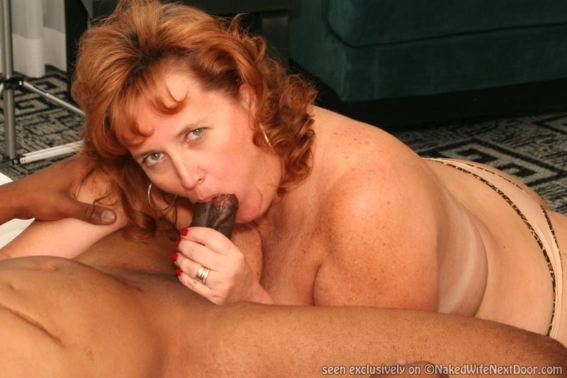 Xhamster granny redhead creampie