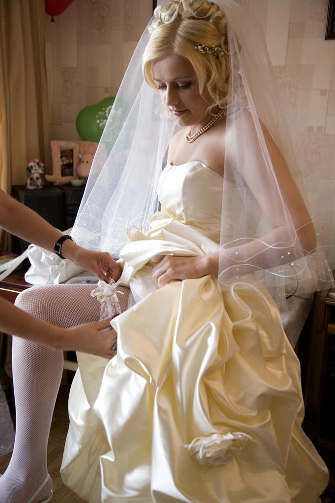 Невеста сосала на свадьбе какие