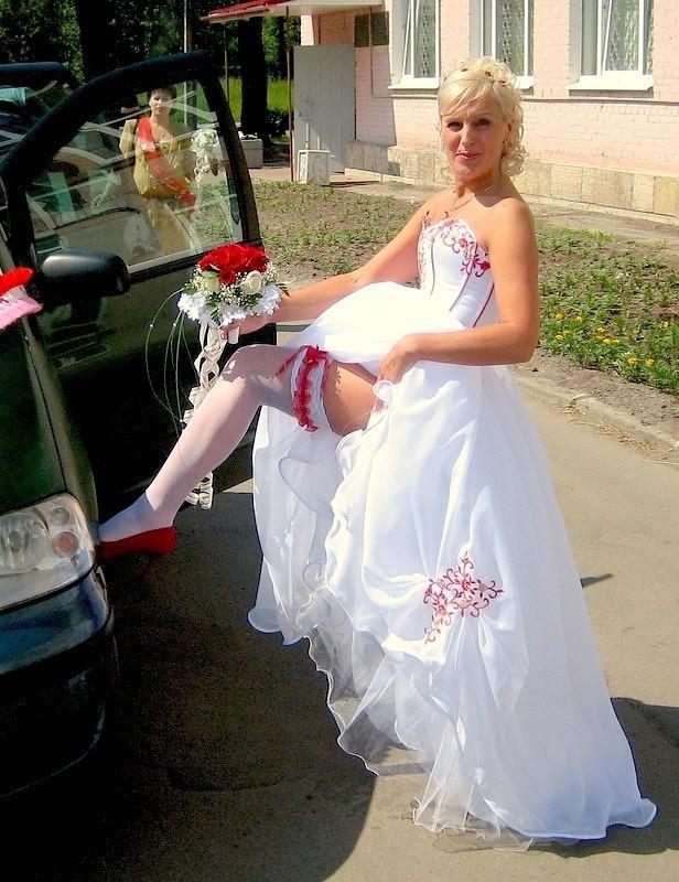 фото невест любительское