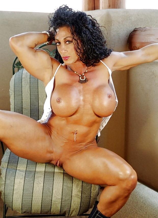 проститутками мускулистая