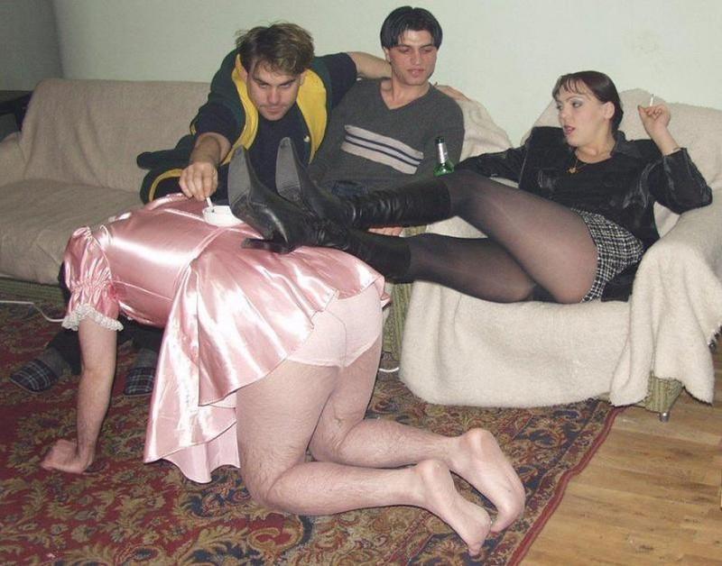жена публичное порно