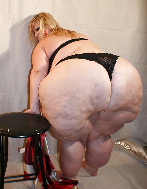 большая жирная задница порно