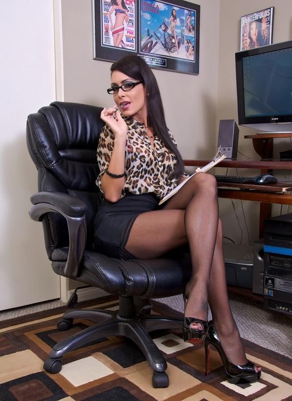Директор с секретаршой порно