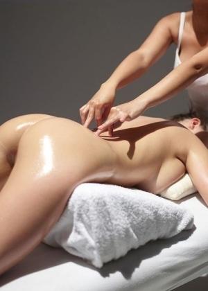 откровенный массаж фото