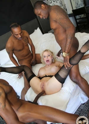 White Girls Interracial Gangbang Double Posing Daft Sex 1