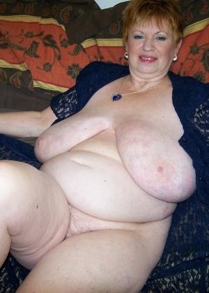 фото старых толстых голых