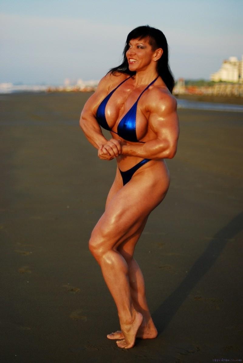 мускулистые лесбиянки фото