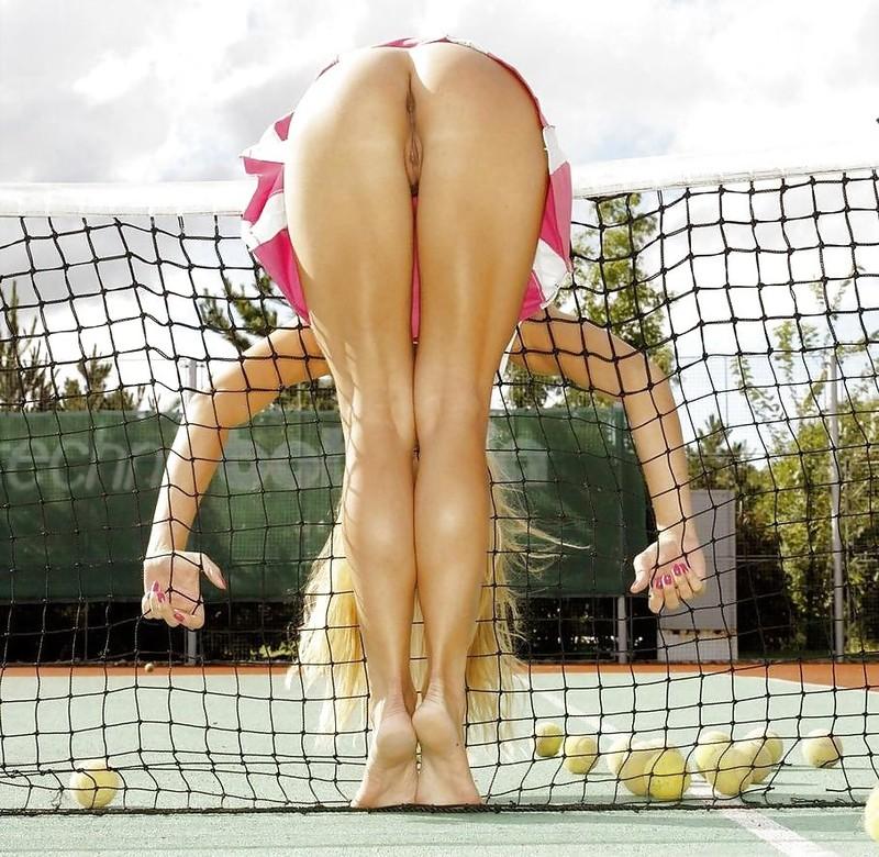 Виде случайной эротики в профессиональном спорте