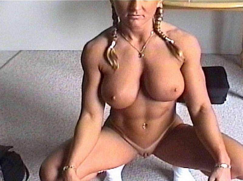 мускулистые порно тёлки фото