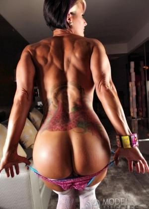 женщины спортивные накаченные фото