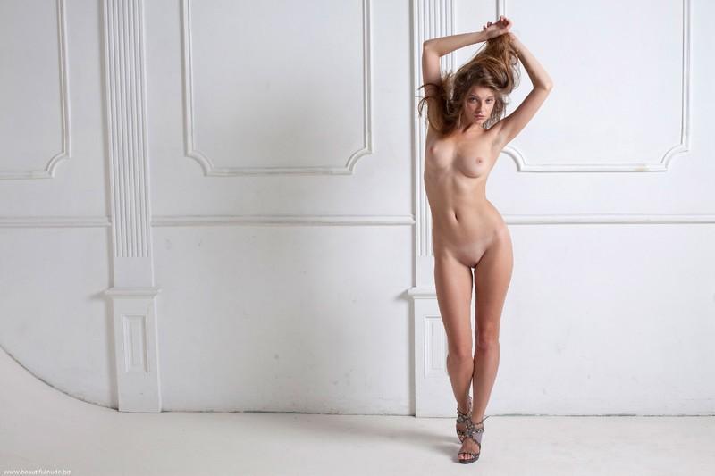 Стоячие голые девушки 5 фотография