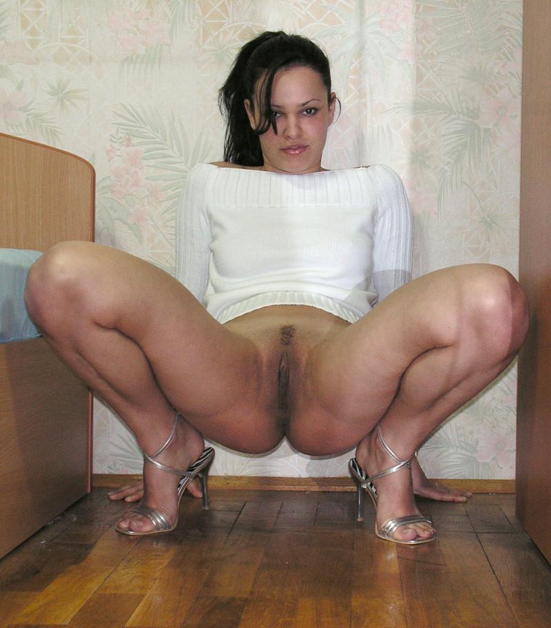 редкой любительское порно в чулках на корточках оба раза