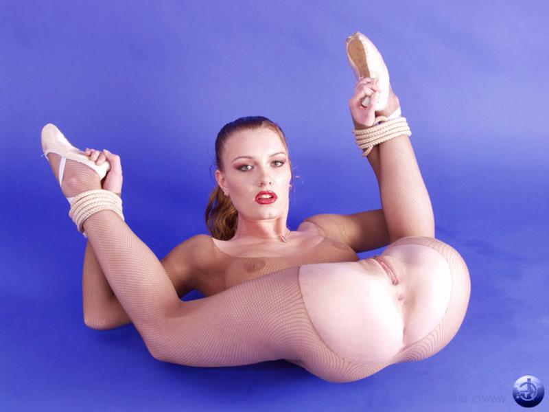 Шокирующие позы в порно 4 фотография