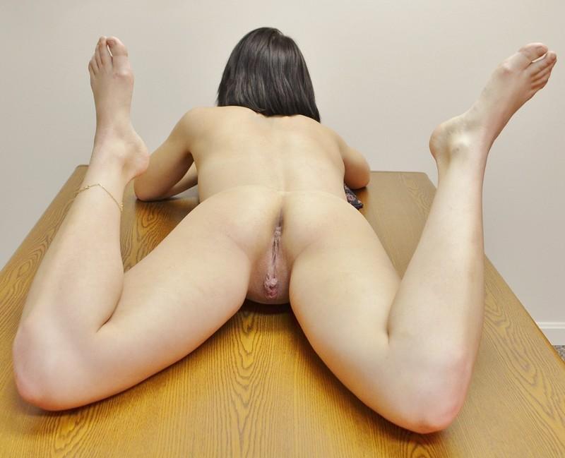 массаж русской девушке