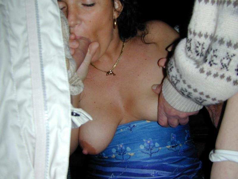 Жена Сосала Незнакомцу