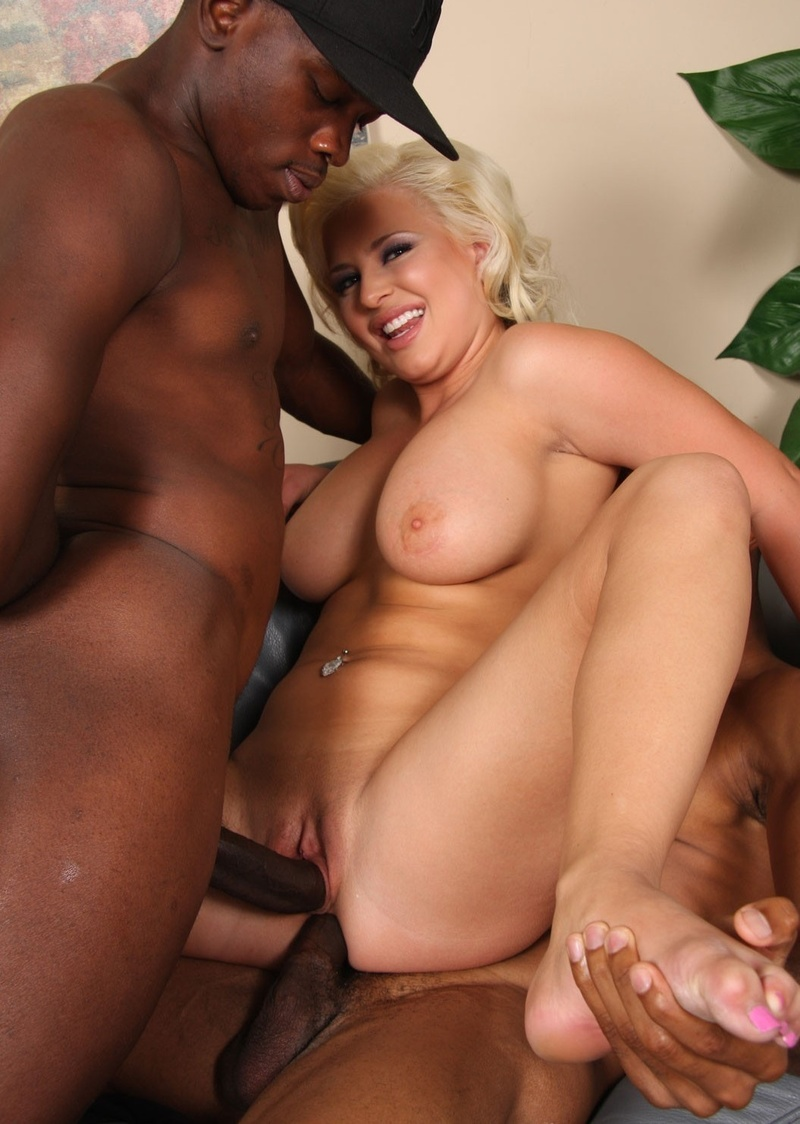 Blonde Mature Is Craving Some Thick Black Cock In Her Ass