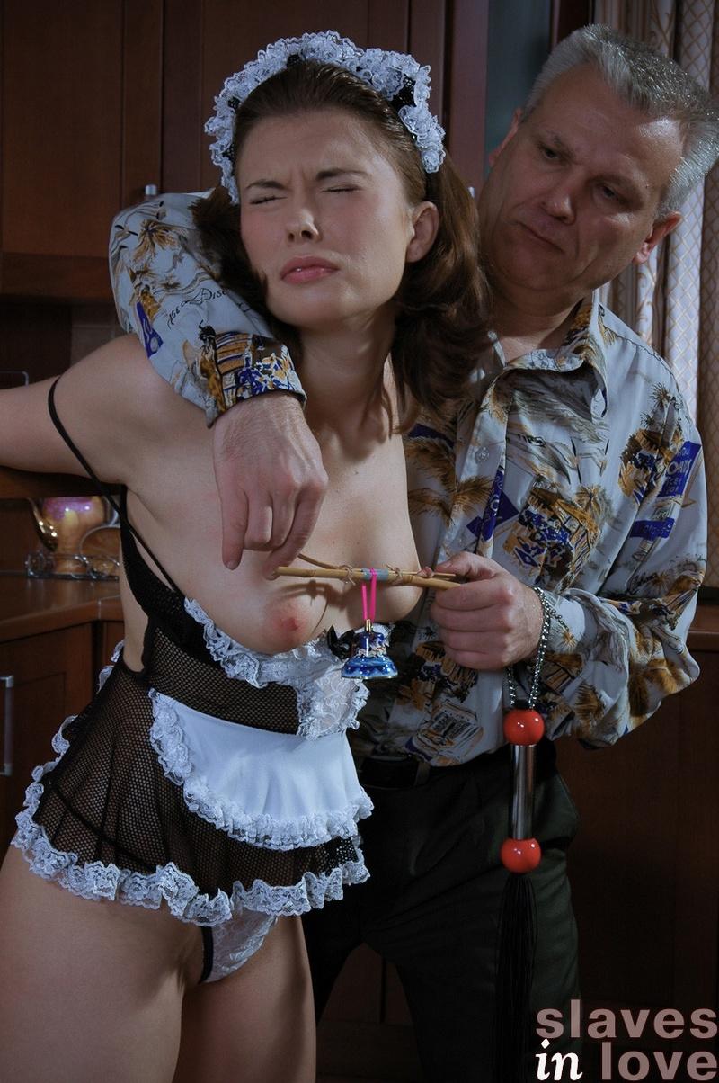 Punished maids