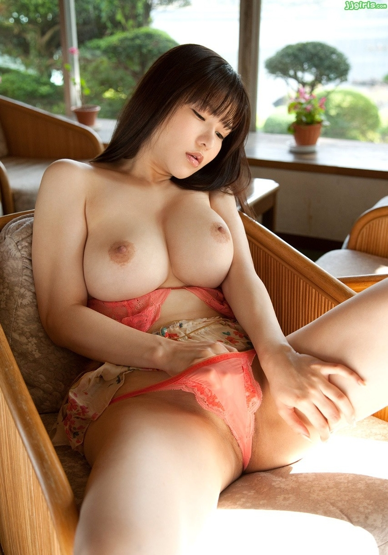 Japanese Big Tits Pornstar