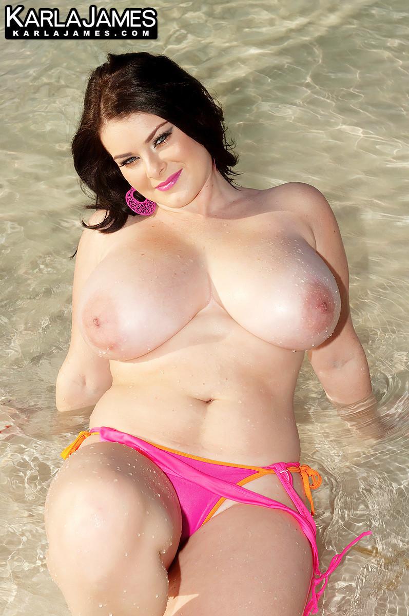 Karla james huge tits