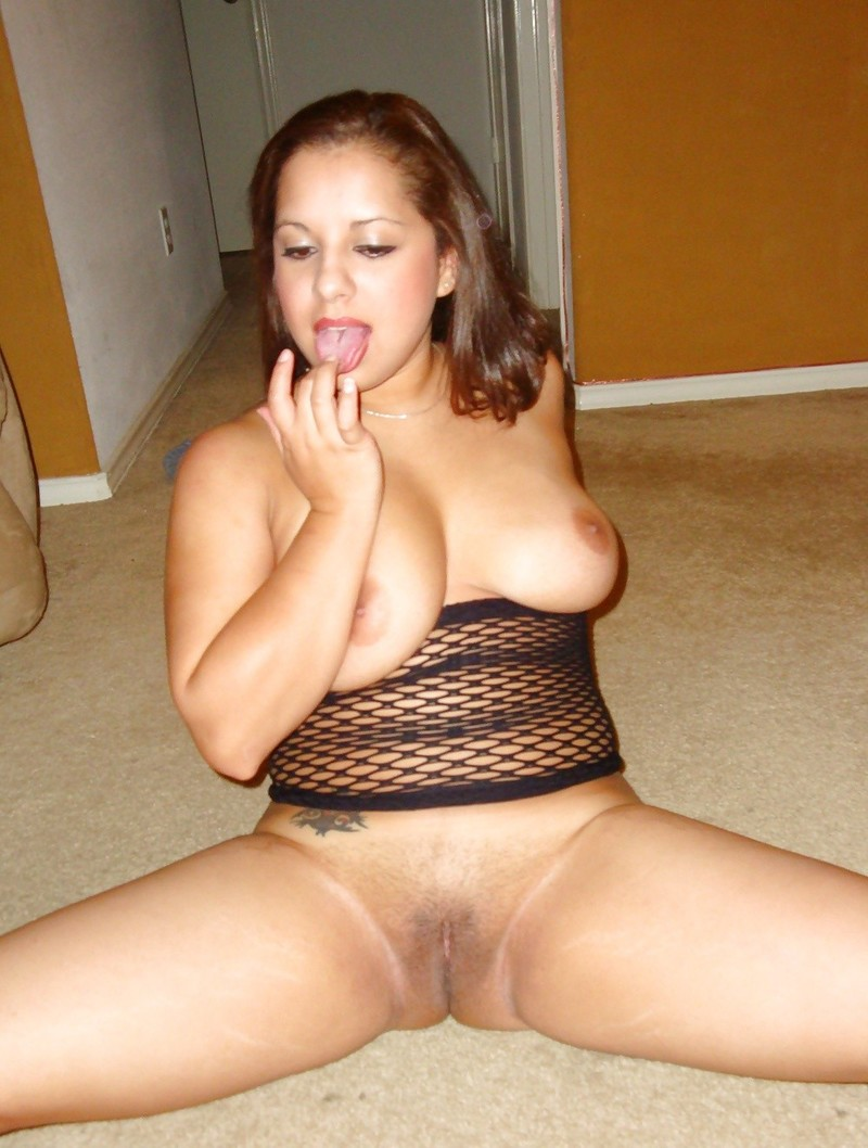 Thick Amateur Latina