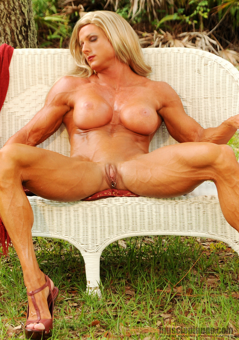 Women with enormous clits