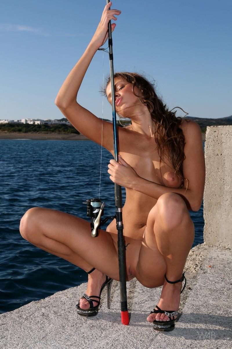 Fish girl porn